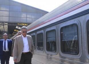 وزير النقل: القطاع الخاص سيطور السكة الحديد دون التدخل في سعر التذكرة