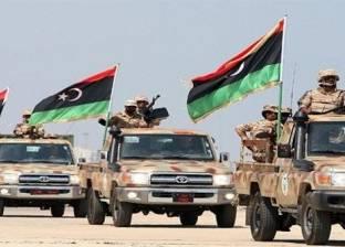 """اشتباكات مسلحة في مدينة """"صبراتة"""" الليبية"""