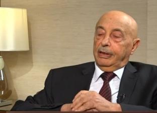 """عقيلة صالح يتحدث عن حل الأزمة الليبية على """"إكسترا نيوز"""" صباح اليوم"""