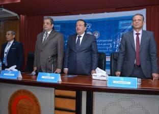 بالصور| افتتاح المؤتمر الأول لوحدة زرع النخاع وأمراض الدم بجامعة طنطا