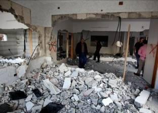 جيش الاحتلال يهدم منزل فلسطيني متهم بقتل جندي إسرائيلي
