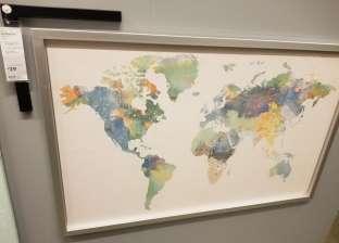شركة عالمية تبيع خرائط تحمل خطأ جغرافيا كبيرا