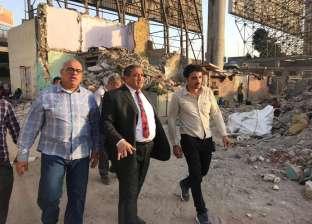 نائب محافظ القاهرة: ممنوع إقامة شوادر بالطرق الرئيسية أو الميادين
