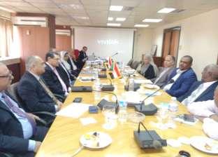 اختتام فاعليات اجتماع اللجنة الفنية المصرية - السودانية المشتركة