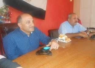بالصور| محافظ جنوب سيناء يصدر قرارا بتعيين علي حمادة رئيسا لمدينة رأس سدر