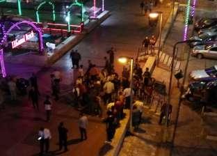 مصرع عامل وإصابة 4 آخرين في مشاجرة بالأسلحة في حفل عرس بمركز قويسنا