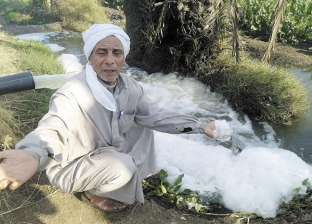 «قصاصين الأزهار»: مياه ومحاصيل بـ«نفايات الغسيل الكلوى»