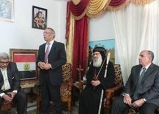 محافظ شمال سيناء: الشعب المصري لم يعرف التفرقة بين المسلمين والمسيحيين