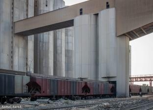 حـركة قطارات البضائع العامة بميناء دمياط خلال الـ24 ساعة الماضية