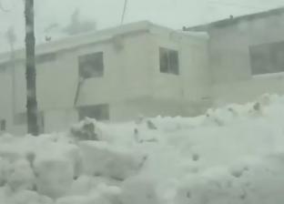 عاصفة ثلجية وسيول.. إغلاق الجامعات والمدارس في سوريا بسبب الطقس السيئ