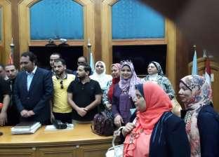 """تفاصيل ثلاث ساعات باجتماع نائب وزير التعليم مع أعضاء """"تمرد المعلمين"""""""
