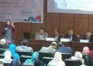 محافظة المنوفية تحتفل باليوم العالمي لمكافحة الدرن