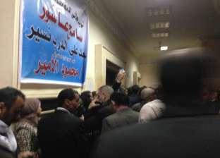 المدعون في محاكمة سامح عاشور يطلبون قيد خريجي التعليم المفتوح بالنقابة