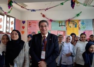 فعاليات اليوم الثاني لقافلة جامعة عين شمس  بمحافظة بنى سويف