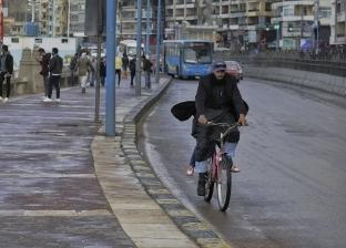 الأرصاد: انخفاض درجات الحرارة.. وانعدام فرص سقوط الأمطار