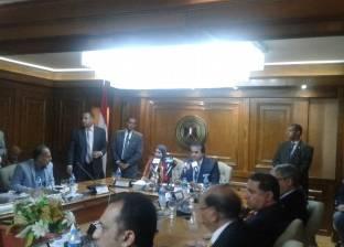 عبد الغفّار: ربط مستشفيات وزارة الصحة بالجامعية إلكترونيا لتقليل العبء