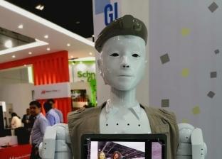 أول روبوت إماراتي.. يستخدم لإسعاد الناس والمعاملات الشرطية والقضائية