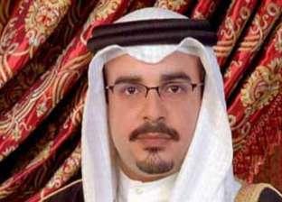 ولي العهد البحريني يستقبل قائد القوات المركزية الأمريكية الجديد