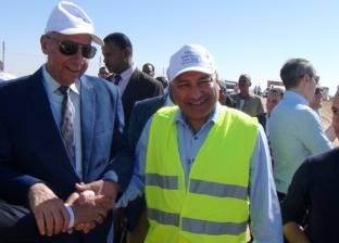 رئيس البنك الأوروبي من أسوان: سعداء بتنمية الطاقة البديلة في مصر