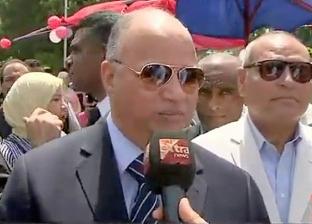 محافظ القاهرة: نفتتح جراج روكسي الذكي بعد 1050 عاما على إنشاء العاصمة