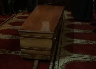 جنازة ابراهيم سعده