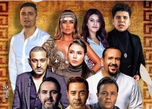 """عمر كمال وحسن شاكوش يتعرضان لهجوم حاد بسبب """"حكاية مصر"""""""