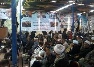 """عضو بـ""""مجلس القبائل العربية"""": ندعم السيسي.. لكن سنعطي صوتنا لـ""""موسى"""""""