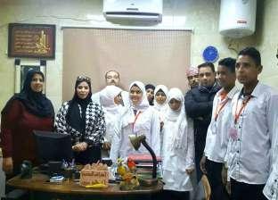 بالصور| الكشف على 585 حالة في حملة «أورام الثدي» بجنوب سيناء