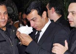 محمد رحيم يرثي والد إيهاب توفيق: توفي بشكل أدمى قلوبنا