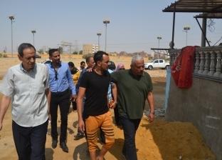 محافظ السويس: إزالة التعديات ورفع المخالفات بحي عتاقة وتجهيز المدارس