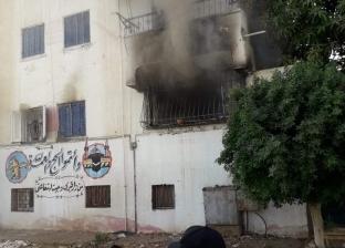 """""""نيابة السويس"""" تطلب التحريات في حريق شقة بداخلها 3 أطفال بدون والديهم"""