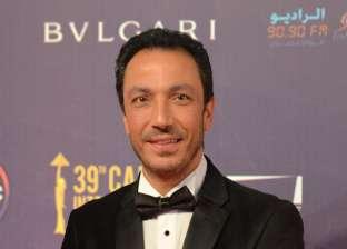 طارق لطفى: متحمس لعرض فيلم «122» واعتذارى عن «أبيض غامق» لأسباب شخصية