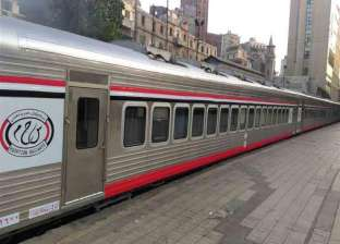 """وفاة سيدة مسنة داخل قطار """"أسوان-المنيا"""" بعد إصابتها بغيبوبة سكر"""