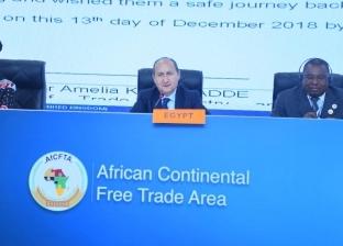 """""""نصار"""": حجم صادراتنا لإفريقيا غير مرضي.. ونسعى لزيادة التبادل التجاري"""