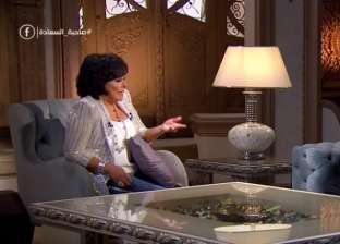 """إسعاد يونس تسرد موقفا كوميديا لابنة تامر حسني: """"تاخدي حتة من بابا"""""""