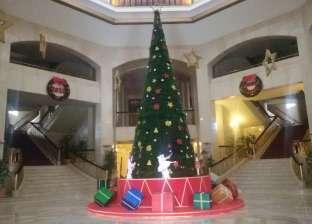 الأقصر تستعد لاحتفالات الكريسماس ورأس السنة الميلادية