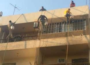 بالصور| نائب محافظ القاهرة: نعمل على تطوير 150 عقارا بجوزيف تيتو