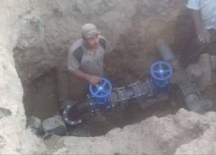 رئيس شركة مياه الشرب بدمياط ينفي التصريف في مياه النيل
