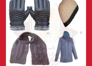 """""""مصر الثورة"""" يوزع ملابس شتوية لحماية عمال النظافةمن الطقس البارد"""