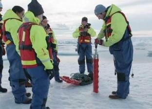 فيديو.. التلوث يصل القطب الشمالي.. العثور على نفايات بلاستيكية بالجليد