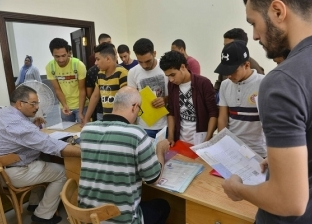 طلاب «الدبلومات» فى أول يوم بـ«الجامعة التكنولوجية»: الدولة أنصفت التعليم الفنى