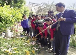 حصة الزراعة بره المدرسة: «البركة فى المجتمع المدنى»