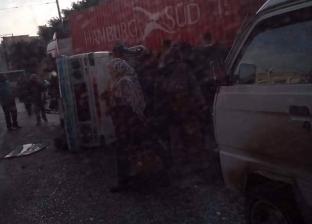 """مدير مدرسة """"سانت كاترين"""" بالإسكندرية: خروج 5 تلاميذ من المستشفى"""