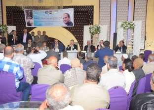 محافظ بني سويف: أثق في خروج الشعب المصري إلى صناديق الاستفتاء بكثافة