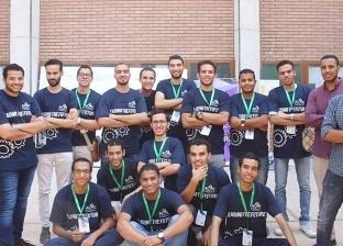 """تأهل فريق طلاب """"هندسة أسيوط"""" للمشاركة في مسابقة عالمية أبريل المقبل"""