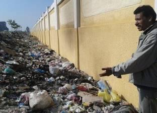 محافظ القاهرة يقرر غلق مقالب الوفاء والأمل والقطامية والطوب الرملي