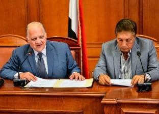 """""""طاقة البرلمان"""" توافق على مد عمل """"العربية لأنابيب البترول"""" 27 عاما"""