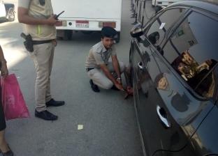 ضبط 2133 مخالفة مرورية في حملات أمنية بالطرق السريعة