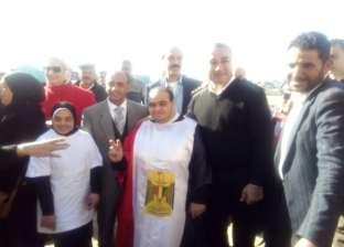 """""""آثار الإسكندرية"""" تفتتح معرض بمناسبة عيد الشرطة في قلعة """"قايتباي"""""""