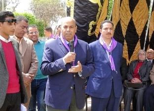 """رئيس جامعة المنيا يفتتح المهرجان الثاني لـ""""جوالي الكليات"""""""
